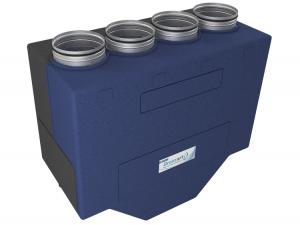 Приточно-вытяжные установки с энтальпийным рекуператором